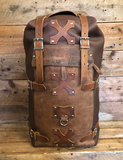 Road Runner bag - All Leather