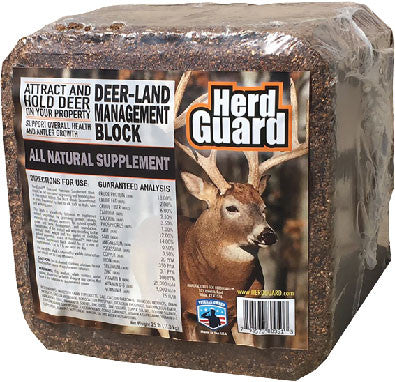 Herd Guard™ Deer Land Management Block