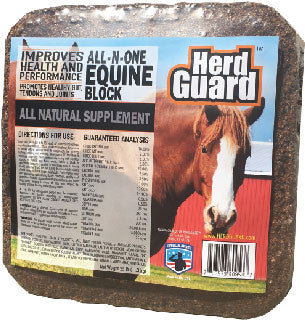 Herd Guard™ All-N-One Equine Block