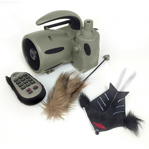 ICOtec® GC320 Electronic Predator Call Decoy Combo