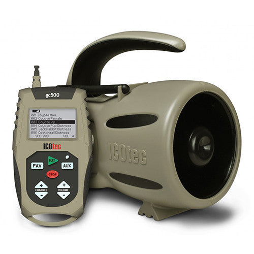 ICOtec® GC500 Programmable Electronic Predator Call