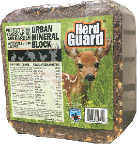 Herd Guard™ Urban Mineral Block