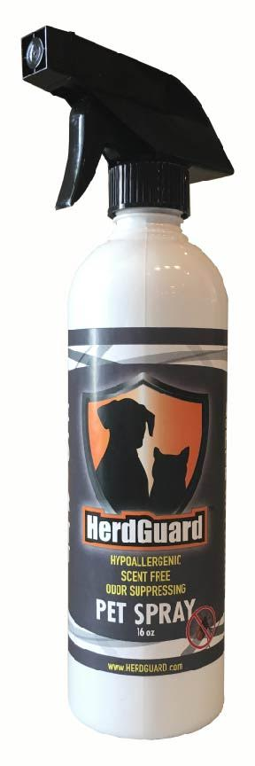 Herd Guard™ Pet Spray