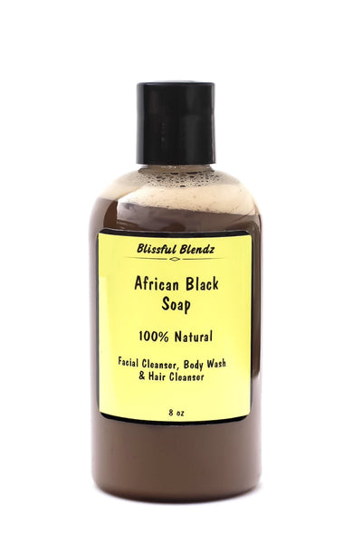 Hand made African Black soap