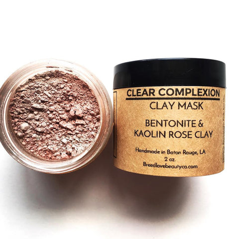 Clear Complexion Clay Mask