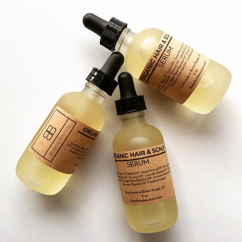 Organic Hair and Scalp Serum