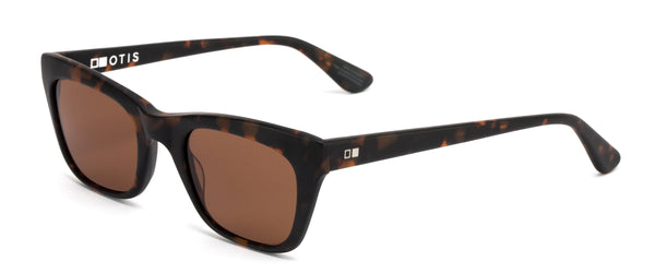 Matte Havana Tort / Brown / Polar