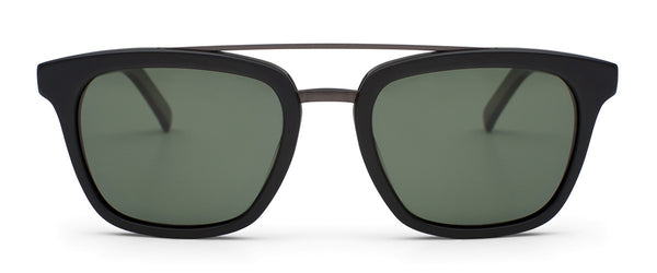 Non Fiction Matte Black Sunglasses