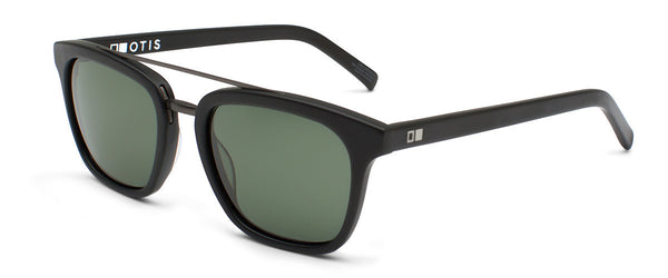 Non Fiction Matte Black Sunglasses Angle 1
