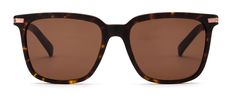 Crossroads Tortoise Square Sunglasses