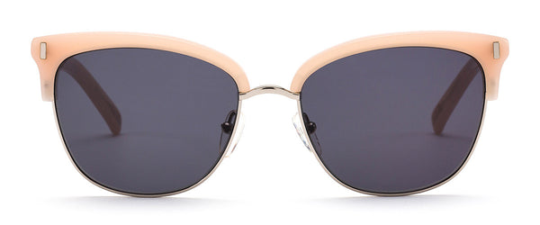 Little Lies Pink Cat Eye Sunglasses