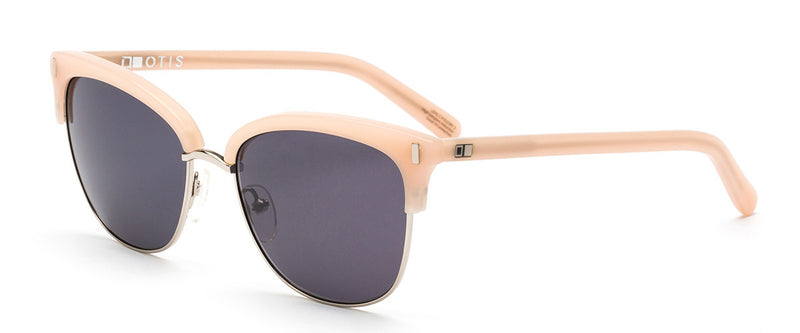 Little Lies Pink Cat Eye Sunglasses Angle 1