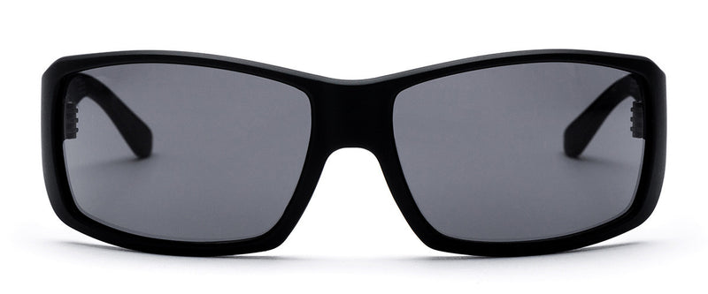 Pacifica Black Wrap Around Sunglasses