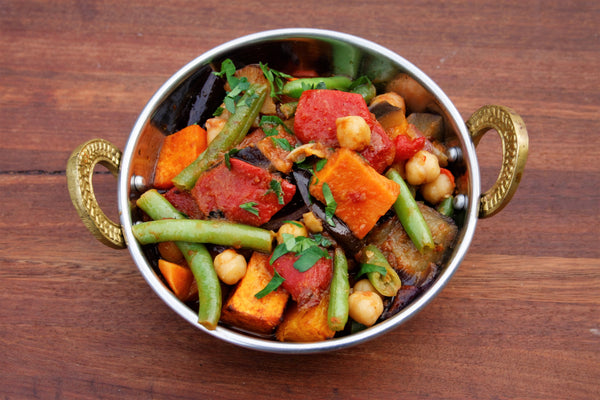 Turla Turla aka Turkish Chickpea and Vege Stew