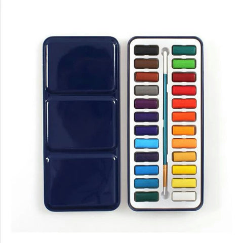 Watercolor Paint Kit