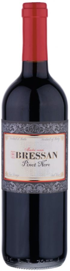 Bressan Nereo - Bressan - 'Pinot Nero' IGP Venezia Giulia 2013 - Buy Red Online Hong Kong - Cheese Meets Wine