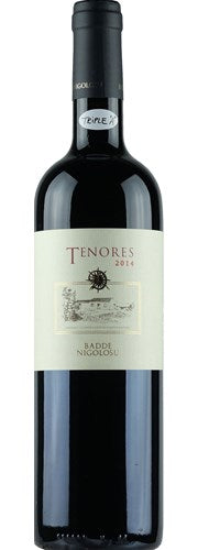 Dettori - Dettori - 'Tenores' IGT Romangia Rosso 2014 - Buy Red Online Hong Kong - Cheese Meets Wine