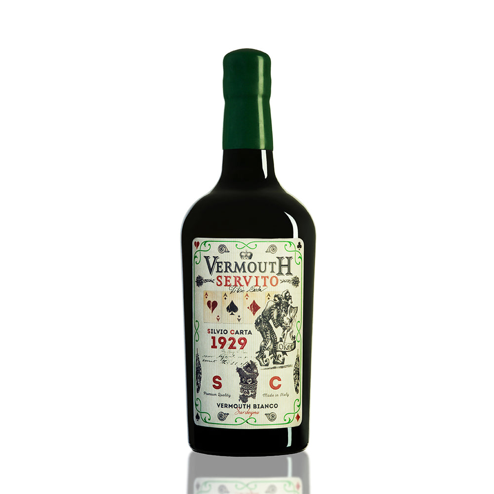 Silvio Carta - Silvio Carta - White Vermouth - Buy Vermouth Online Hong Kong - Cheese Meets Wine