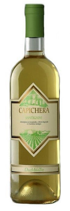 Capichera - Capichera - Santigaìni IGT 2014 - Buy White Online Hong Kong - Cheese Meets Wine