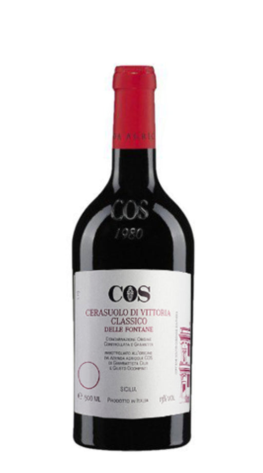 COS - COS - Cerasuolo Di Vittoria Classico DOCG Delle Fontane 2014 - Buy Red Online Hong Kong - Cheese Meets Wine