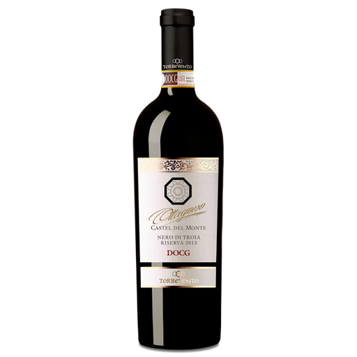 Torrevento - Torrevento - 'Ottagono' Nero Di Troia DOCG Castel Del Monte Riserva 2014 - Buy Red Online Hong Kong - Cheese Meets Wine