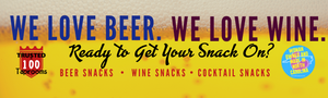 craft beer snacks