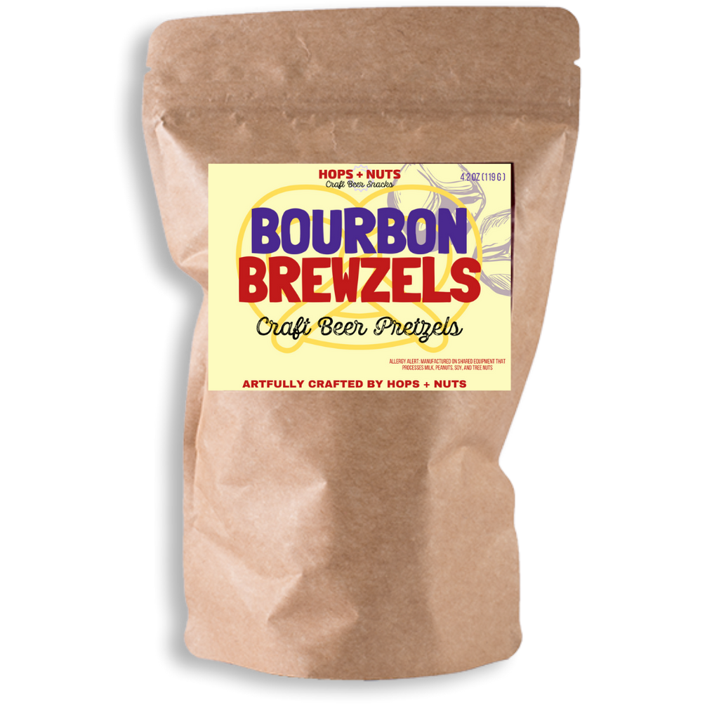Bourbon BREWZELS-hops-and-nuts-craft-beer-snacks