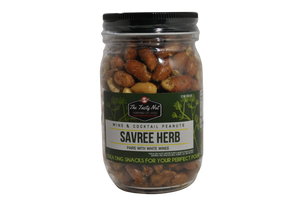 The Tasty Nut Savree Herb Cocktail Nuts-hops-and-nuts-craft-beer-snacks