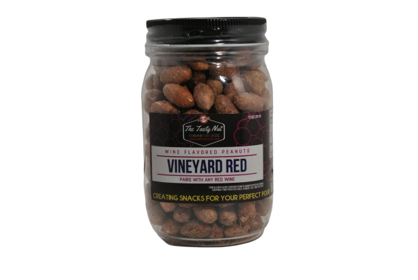 The Tasty Nut Vineyard Red Wine Nuts-hops-and-nuts-craft-beer-snacks