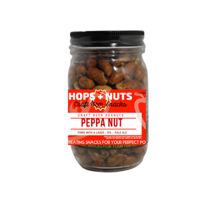 PEPPA Nut Peanuts-hops-and-nuts-craft-beer-snacks