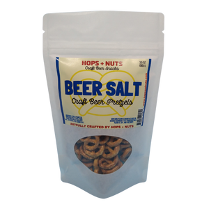 Beer Salt Craft Pretzels
