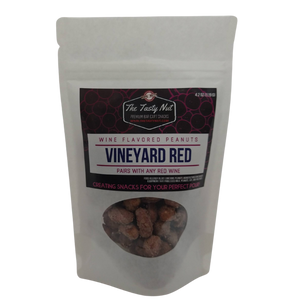 Open image in slideshow, The Tasty Nut Vineyard Red Wine Nuts