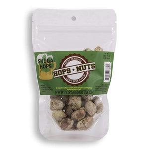 SHUGA Hops Double IPA Peanuts-hops-and-nuts-craft-beer-snacks