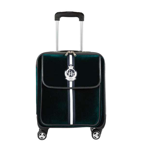 VELVET Green Luggage
