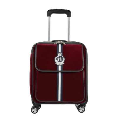 VELVET Red Luggage