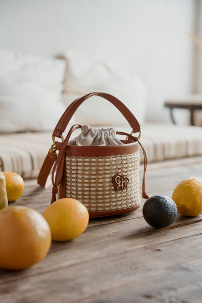Sicily Basket Bag