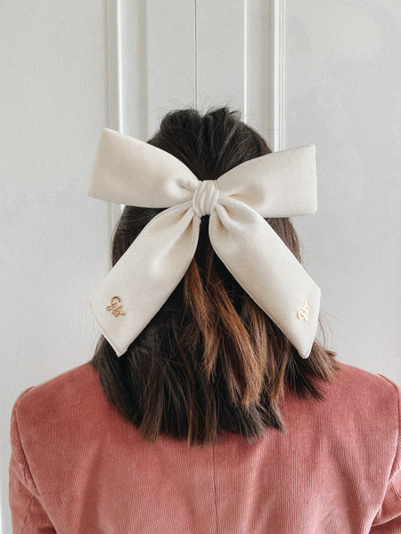 Chato Bow Hair Tie