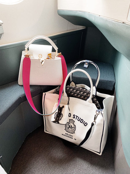 White Palm Springs Tote