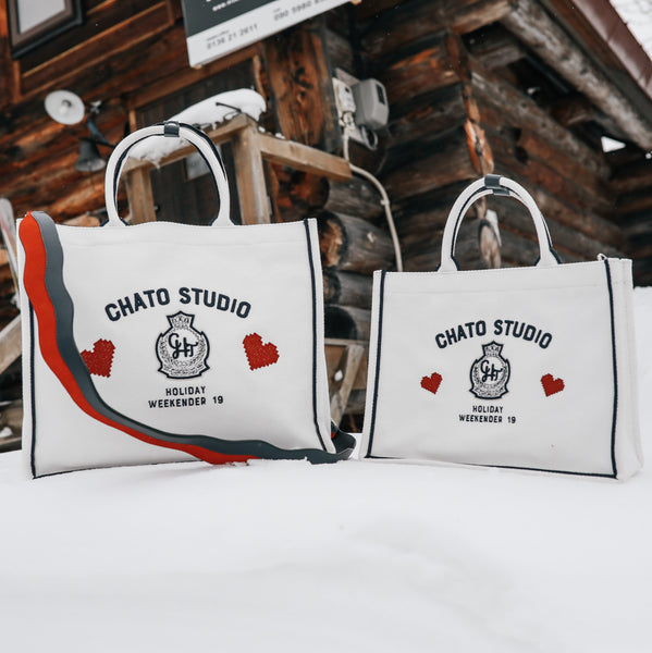 Valentine Palm Springs Tote