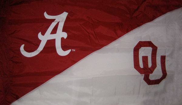 Alabama & Oklahoma House Divided Flag