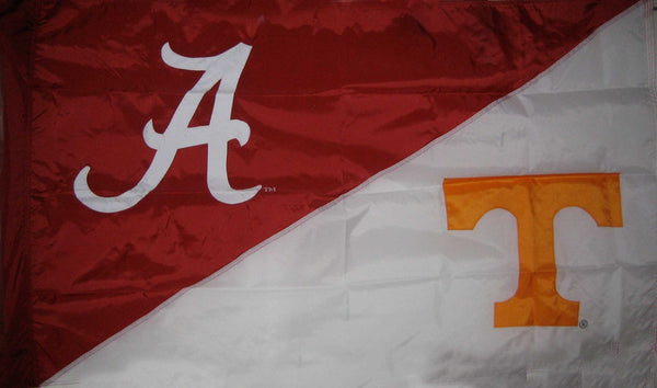 Alabama & Tennessee House Divided Flag