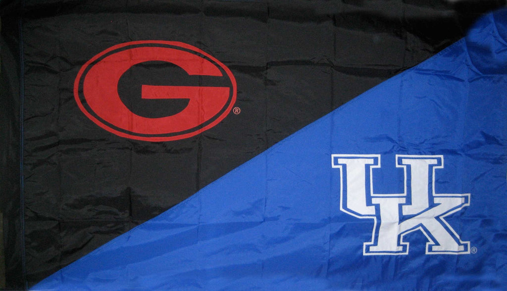 Georgia & Kentucky House Divided Flag