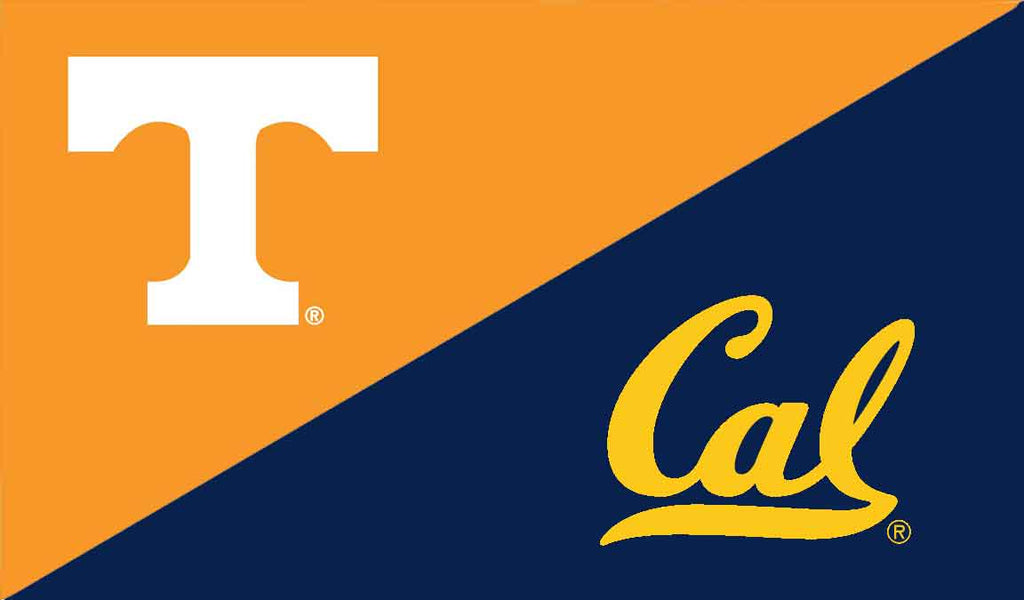 Tennessee & Cal House Divided Flag