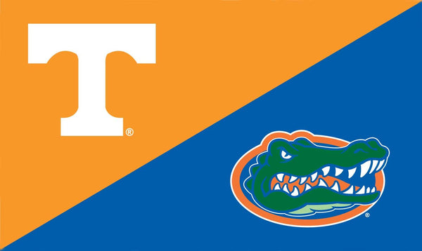 Tennessee & Florida House Divided Flag
