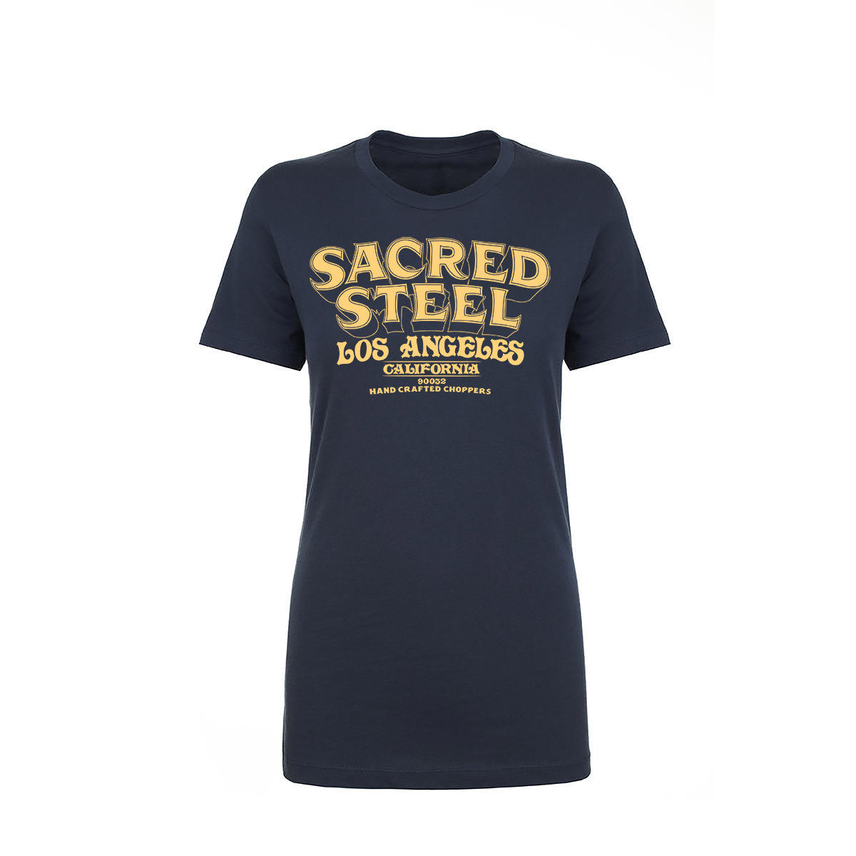Sacred Steel Women's Shop Tee -