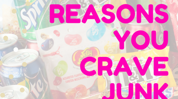 5 Reasons You Crave Junk Food