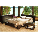 Greenington Modern Orchid Eastern King Bedroom Set (Includes: 1 Eastern King Bed, 2 Nightstands, 2 Dressers) Beds - bamboomod
