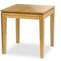 Bamboogle Modern Solid Bamboo Brazil Side Table Side Tables - bamboomod