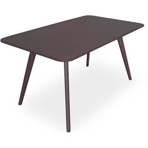 "Greenington Modern Bamboo Currant 60"" Dining Table Dining Tables - bamboomod"