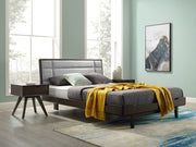 Greenington Oasis Eastern King Platform Bed, Havana - Beds - Bamboo Mod - 4